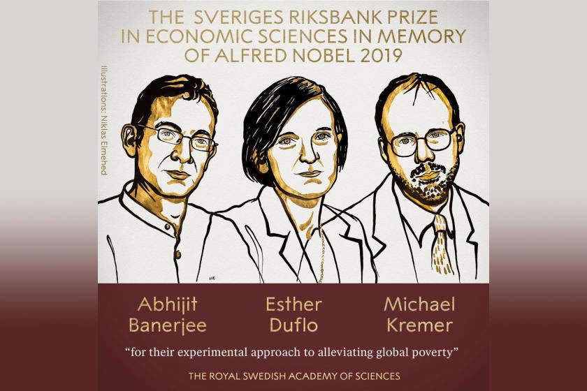 Yoksulluktan Nobel'e!