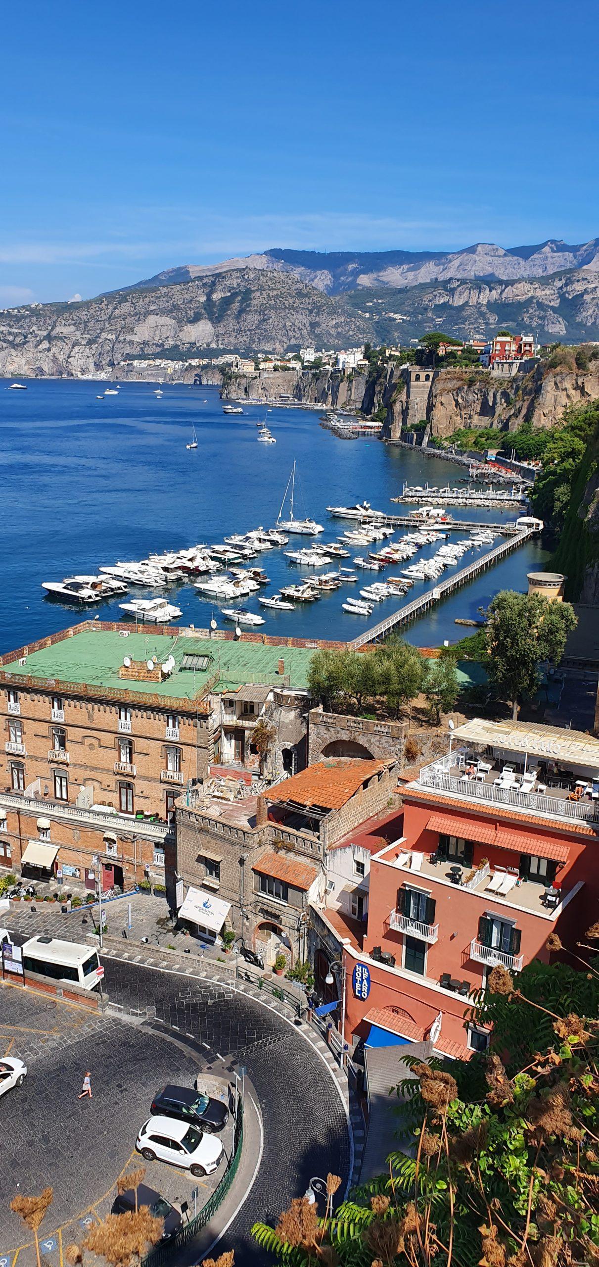 Napoli – Amalfi, Yaz 2019