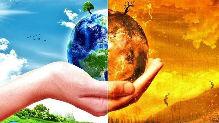Dünyanın sorunları mı? Dünyanın sonu mu?